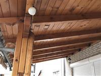 Konstruksion terase  nga druri