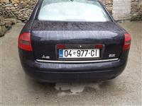 AUDI Quattro A6, v6 - 2.8 Benzin - plinn