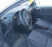 Shes veturen Opel Vectra 2.0