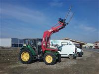 Traktor JOHN DEERE 3400 -96 4X4 U SHITT!!