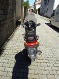 Kymco 125cc nga Zvicra