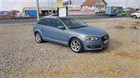 Audi A3 2.0 TDI face lift  2011 Me dogan