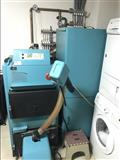 Centrometal Nxehmje me Pelet ose Dru (40 - 50 Kw)