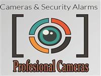 Kamera dhe Alarma Sigurie  kamera HD ★