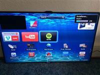 "Samsung Tv,3D Smart Iptv,800Hz 46"". I Shitur !"