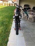 Shes motocros honda cross