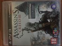 3 loja per PS3 - Assassins creed 3 sniper GW nhl09