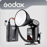 Godox WIistro AD180 kit with Power pack
