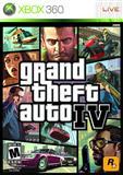 SHES GTA 4 / Call of Duty - Per Xbox 360