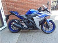 New Yamaha YZF-R3 Hot Deal