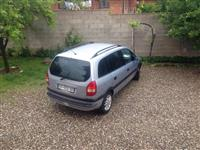 Opel Zafira 2.0 Rks 7 ulse