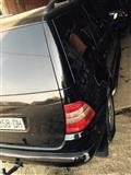 Mercedes ml 270 rks Ni vit