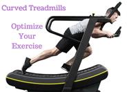 Air Treadmill / Curved Treadmill
