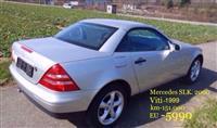 Mercedes Benz SLK 2000