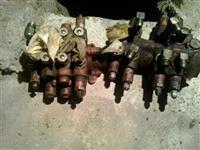 Hydropomp dhe ventilat komandues