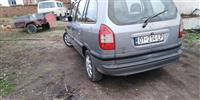Opel Zafira 2.0D 1vit reg
