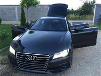 Audi A7 4x4 Sline fullll 100%