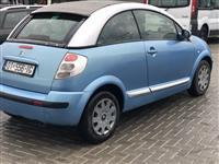 shes citroen c3 pluriel kabriolet 2005 automatik