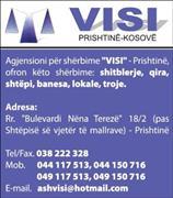agjencioni për shërbime 'VISI'