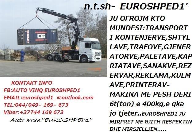 n.sh-''EUROSHPED1''transport  ME KRAN