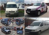 Fiat, Ford, Mercedes, Peugeot : Vetura dhe Kombi