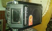 Zerim monitor me DVD Usb dhe mikro dhe me CD