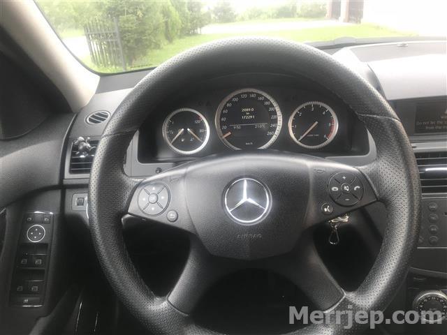 Mercedes-c200-2008