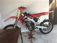 honda crf 450 cc