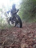 Motor Cross 125cc