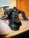 Nikon D3100 me Lens 18:200