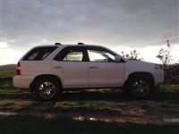 Acura MDX ; 3.5 L ;Automatik;8 ulese ; 4X4 ; 2003
