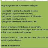 Kurse Matematikes