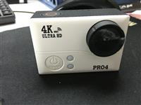 Ultra 4K Pro4 Wifi Action Camera