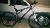Shes biciklen carbon