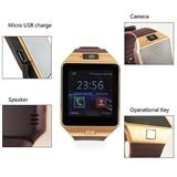 SmartWatch Gold dz09