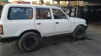 Land Cruiser 4.2 Diesel manual