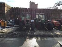Traktora ne shitje Fendt, Freguson, Fiat