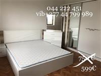 Dhoma Gjumi-Fjetjes 550 Euro vib +377 44 799 989