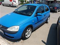 Shes  opel Corsa 1.7 DTI