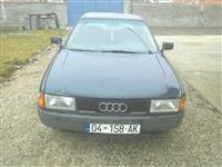 Shes veturen Audi 80 1.8 benzin