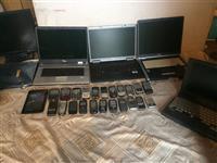 telefona llaptopa