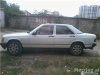 Blej Mercedesa 190 me qmim prej 150 deri 300