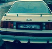 Audi 80 nipik 8 plin ben xin re gjistrim ka 7 muj