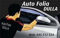 AUTO FOLIA DULLA