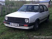 VW Golf 2 4muaj rexhistrim