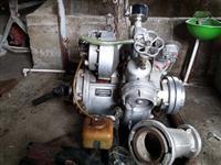 Pump e ujit