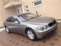 BMW 740 345 ps 3.8l -04