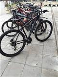 MALL NORVEGJIA Bicikleta te malit dhe te asfalltit