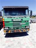 Kamion Scania kiper
