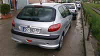 Peugeot 206  1.6 benzin